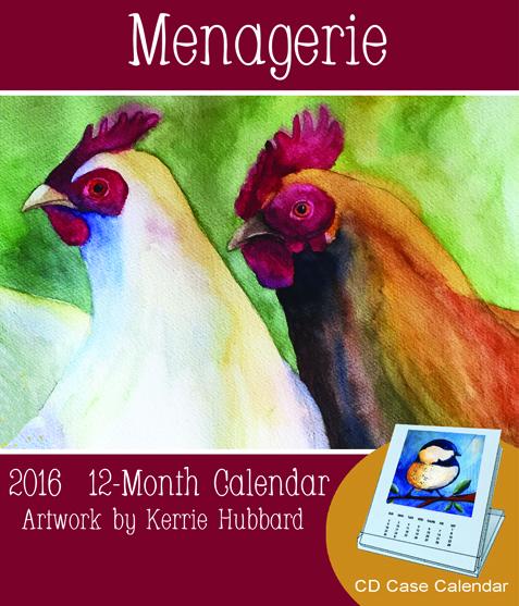 Menagerie Calendar
